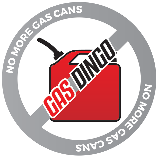 Gas Dingo - No More Gas Cans