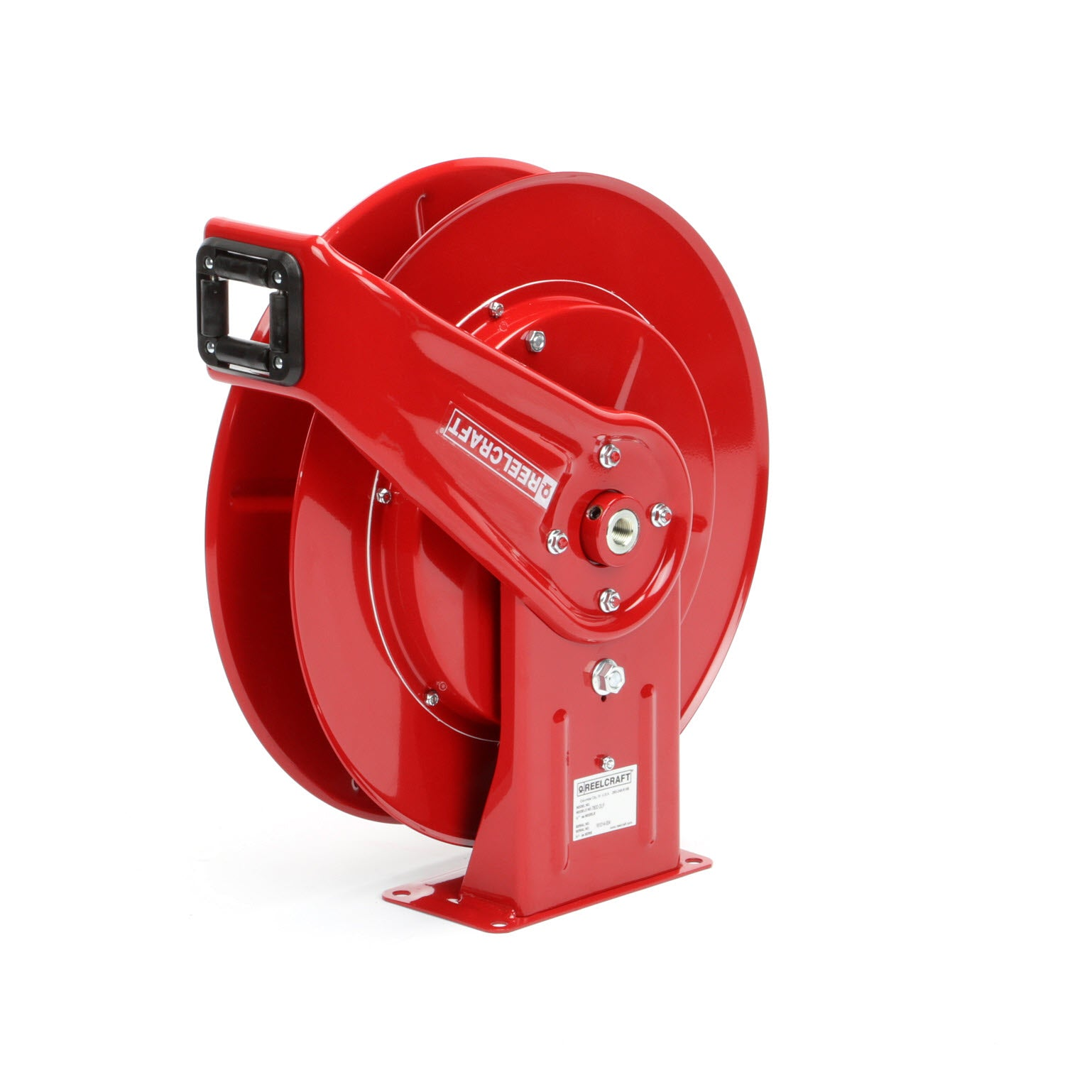 Gas Dingo 25' Spring Retractable ReelCraft Hose Reel