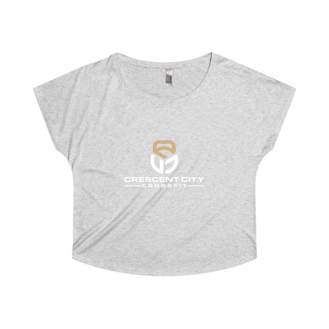 Image of Women's Tri-Blend Dolman