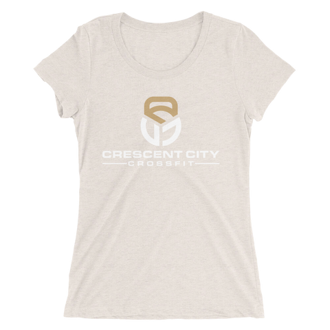 Image of Ladies' short sleeve t-shirt