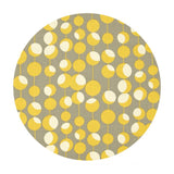 Amy Butler Midwest Modern Martini Mustard 100% Quilting Cotton Pins and Needles Fabrics https://www.pinsandneedlesfabrics.ca/