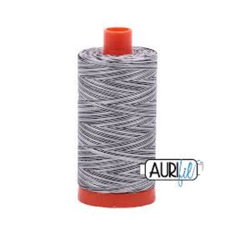Aurifil Thread - 50wt Large Spool - Licorice Twist 4652