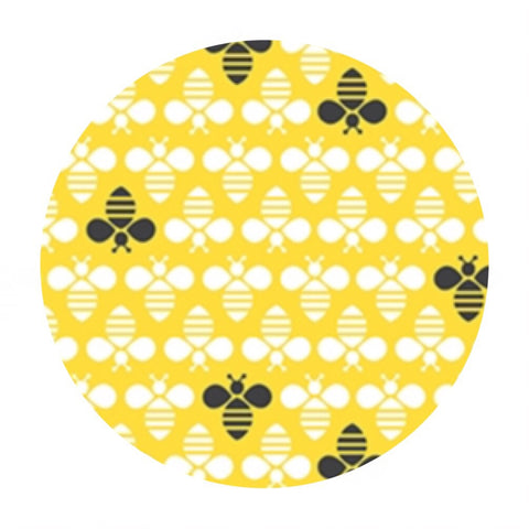 Bee Youtiful in Sunshine - Bee Youtiful Collection - Camelot Fabrics