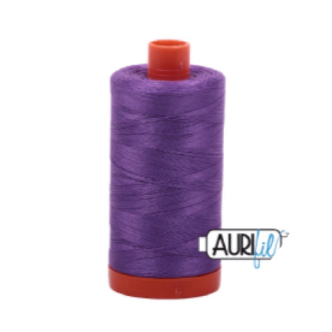 Aurifil Thread - 50wt Large Spool - Medium Lavender 2540