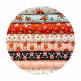 11 Fat Quarter Bundle - Happy Thoughts Collection - Camelot Fabrics