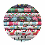 Stocking Stuffers White - Even a Mouse Collection - Blend Fabrics