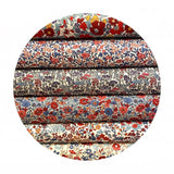 2 meters left! - Yorkshire Meadow in C - Winter Flower Show Collection - Liberty Fabrics