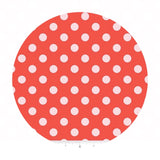 4 meters left! - Love Dots in Red - Sending Love Collection - Riley Blake Designs