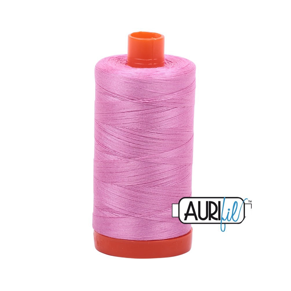Aurifil Thread - 50wt Large Spool - 2479 - Medium Orchid