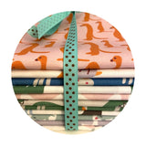 16 Piece 1/2 Meter Bundle - Animal Kingdom Collection - Paintbrush Studio Fabrics