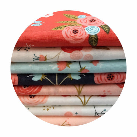 Happy Thoughts 11 Fat Quarter Bundle - Camelot Fabrics