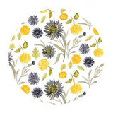 Mums & Cornflowers - Meant to Bee Collection - Dear Stella Fabrics