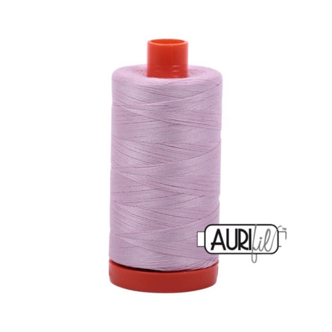 Aurifil Thread - 50wt Large Spool - 2510 Light Lilac