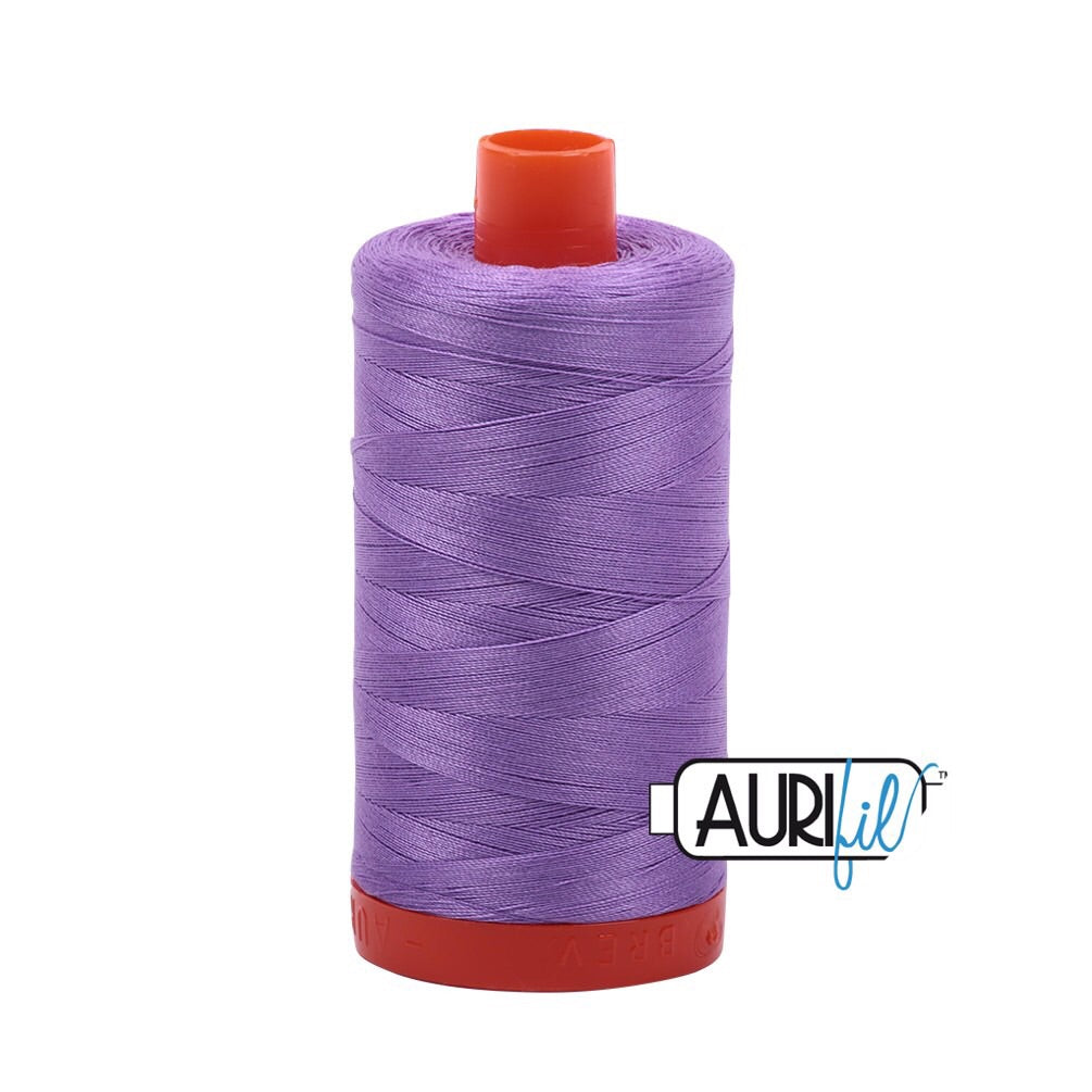 Aurifil Thread - 50wt Large Spool - Violet 2520