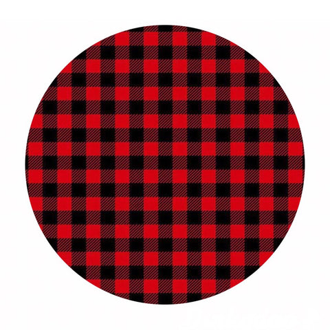 Red Checks Flannel - Purely Canadian Eh! Collection - Robert Kaufman Fabrics