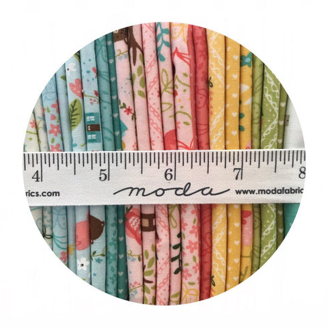 28 Fat Quarter Bundle - Home Sweet Home Collection - Moda Fabrics