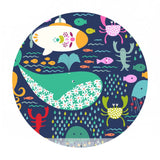 Under the Sea Navy - Go Fish Collection - Blend Fabrics