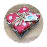 15 Fat Quarter Bundle - Medium Dots - Riley Blake Designs