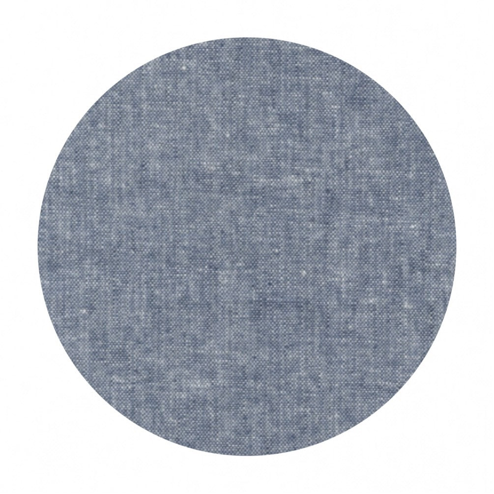 Essex Yarn Dyed Linen in Indigo - Robert Kaufman Fabrics