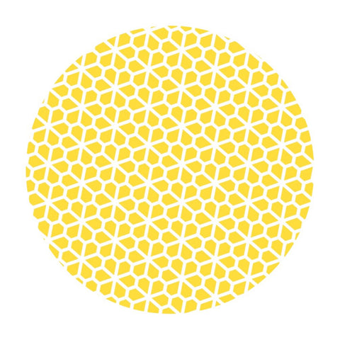 Oh Honey in Sunshine - Bee Youtiful Collection - Camelot Fabrics