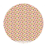 1 meter left! - Mosaic Pink - Born Wild Collection - Blend Fabrics