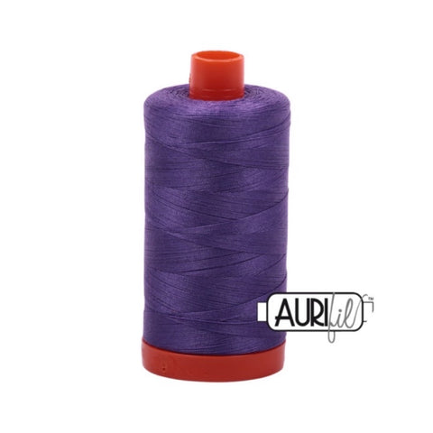 Aurifil Thread - 50wt Large Spool - 1243 Dusty Lavender