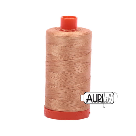 Aurifil Thread - 50wt Large Spool - 2320 Light Toast