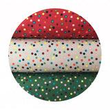 9 Piece Half Meter Bundle - A Winter's Tail Collection - Blend Fabrics