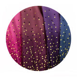 Eggshell - Ombre Confetti Metallic Collection - Moda Fabrics