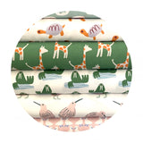 Albatross Chicks - Animal Kingdom - Paintbrush Studio Fabrics