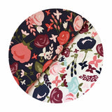 Posy Main Navy - Posy Garden Collection - Riley Blake Designs