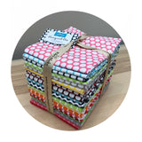 Riley Blake Fabric - Fabric Online Canada - Fat Quarter Bundle - Honeycomb