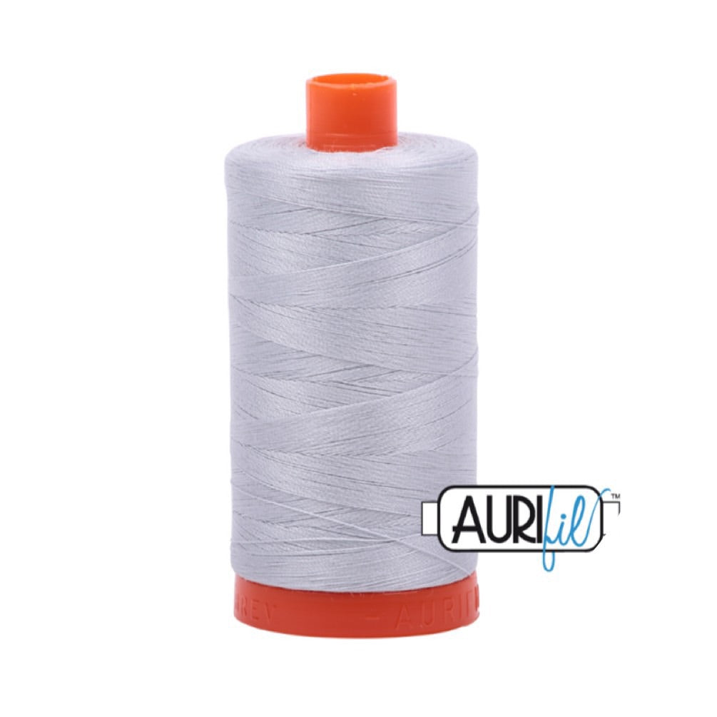 Aurifil Thread - 50wt Large Spool - 2600 Dove