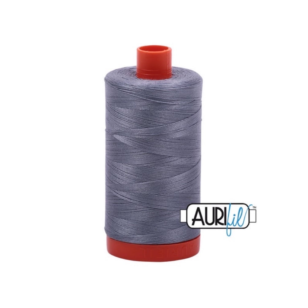 Aurifil Thread - 50wt Large Spool - 6734 Heron