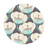 Nesting Blooms Cool - Winged Collection - Art Gallery Fabrics