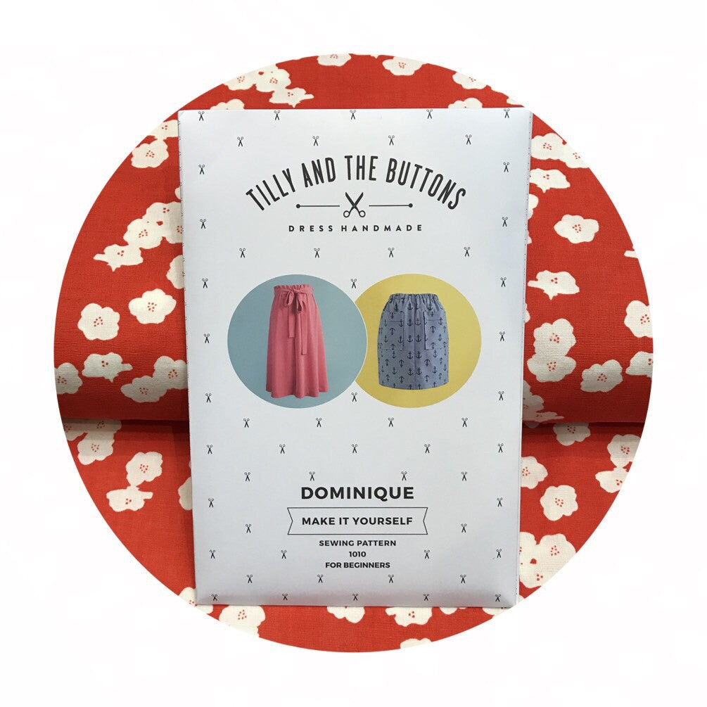 Sewing Projects - How to Sew - Modern Sewing Patterns - Online Sewing Supplies Canada - Sewing for Beginners - Birch Organic Double Gauze Fabric - Tilly and the Buttons
