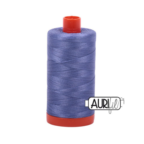 Aurifil Thread - 50wt Large Spool - 2525 - Dusty Blue Violet
