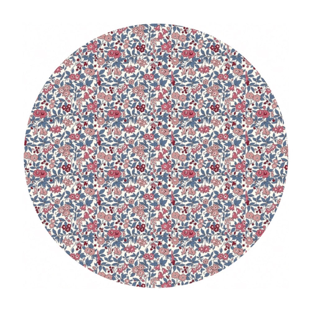 Forget Me Not Blossom in C - Winter Flower Show Collection - Liberty Fabrics