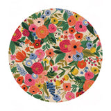 1 meter left! - Garden Party in Pink Canvas - Wildwood by Rifle Paper Co. - Cotton + Steel Fabrics