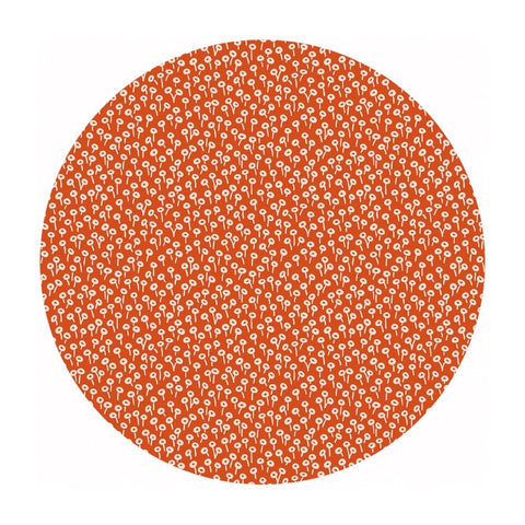 Tapestry Dot in Rifle Red Cotton - Basics by Rifle Paper Co. - Cotton + Steel Fabrics