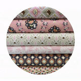 Little Acorn Pink - Born Wild Collection - Blend Fabrics