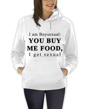 I Am Buysexual Hoodie