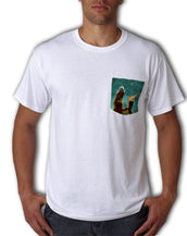 King Of Cats Pocket T-Shirt