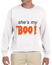 She's My BOO! Sweatshirt