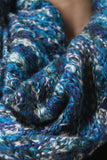 Condo Knit Fluff Infinity Scarf