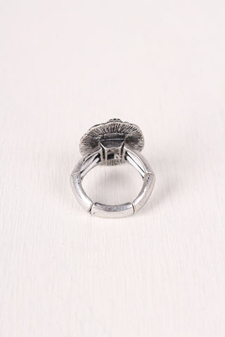 Looking Sharp Cactus Ring