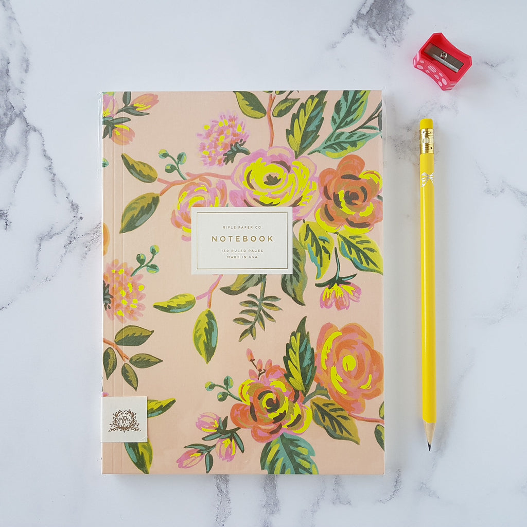 Rifle Paper Co. Jardin De Paris Notebook - HUEBOW
