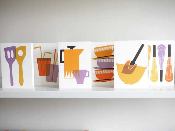 jo angell - kitchen collection - huebow