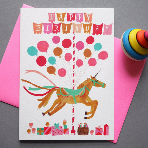 Mr. Boddington's Studio 'Unicorn Party' - HUEBOW