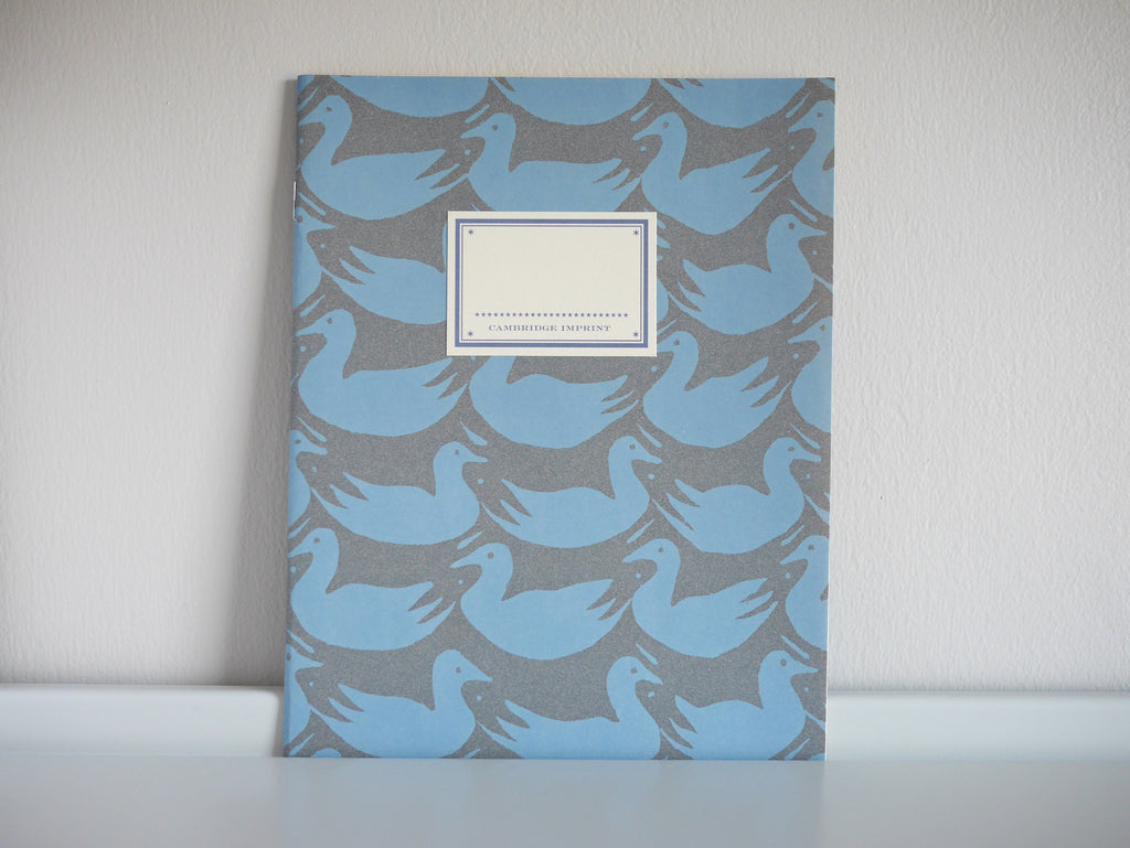 Cambridge Imprint Exercise Book | Ducks & Rabbits - HUEBOW